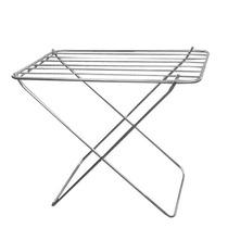 Varal Dobrável De Chão Em Alumínio - Medidas - 90 X 56 X 85c