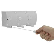 Varal Modular Retrátil Recolhível Automático Até 6 Kg Roupa