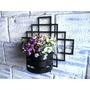 Treliça P/jardim Vertical,suporte Para Plantas Com Vaso