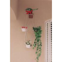 Suporte Para Vaso/planta Vertical Em Ferro O Mais Vendido