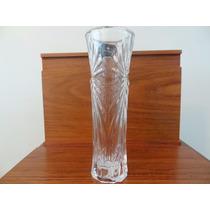 Vaso Flores De Vidro Tubete De 18,50 Cm