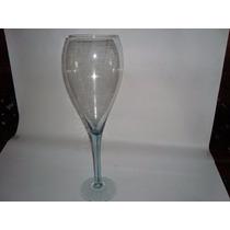 Vaso De Vidro - Decorativo Transparente - Tipo Taça