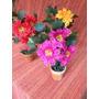 Vasos Decoração Com Flores Artificiais