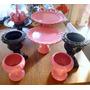 Peças Para Festas Lote Pink E Preto