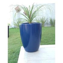 Vasos Decorativos De Fibra De Vidro - Estilo Vietinamita