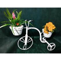 Suporte Para Vaso Bicicleta Varanda/jardim