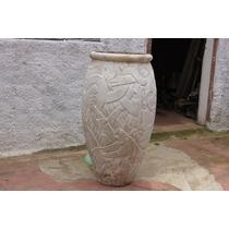 Lindo Vaso De Cimento Modelo Amazonas Grande.