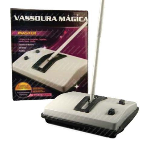 Vassoura Mágica Master A Ferramenta Ideal Para Sua Limpeza