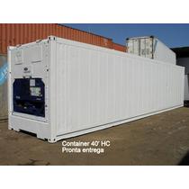 Container Containers Camara Fria