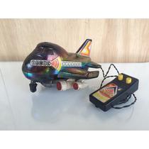 Avião Sonic Jumbo De Brinquedo (0614)