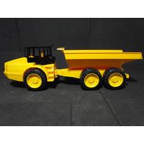 Trator Articulado Caçamba Comp=35cm Larg=11cm Alt=12cm