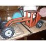 Brinquedo Antigo Patrola De Ferro 50 Cm Década De 60 Trator