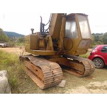 Escavadeira Fiat Fe 105 - Troco Retroescavadeira Ou Cavalo
