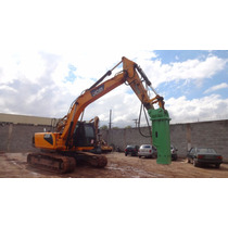 Escavadeira Hidráulica Jcb Js 200 Lc
