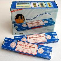 Incensos Satya Nag Champa