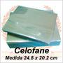 500gr Papel Celofane Para Embalar Vela Velas 7 Dias