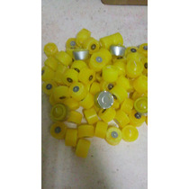 60 Velas De Citronela, 60 Rechaud De Alumínio - 5 Hs Duração