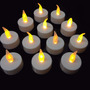 Kit Com 48 Velas De Led Decorativas - Baterias Inclusas