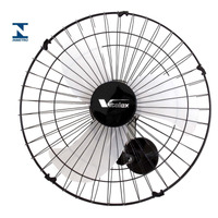 Ventilador Oscilante Parede 50cm Vitalex + Potente Monovolt