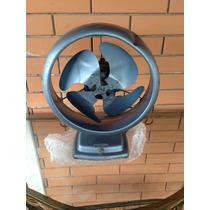 Ventilador Antigo 110w Funcionando Metal Walita Retro