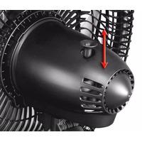 Capa Do Motor Ventilador Arno Turbo Silêncio 40cm- $39,00