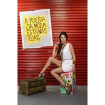 Vestido Laise Branco - Frete Grátis- Marca Belle & Bei