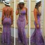 Vestido Longo Verão Estampado Sereia Levanta Bumbum Com Bojo