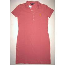 Vestido Polo Ralph Lauren: Tamanho Gg / Xl Novo Original