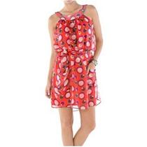 Vestido Fluido Estampado - Frete Grátis - Marca Belle & Bei
