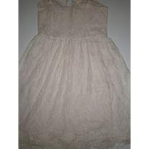 Vestido Abercrombie Casual, Curto E Original