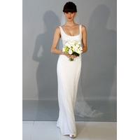 Vestido De Noiva Em Cetim E Musseline Sob Medida