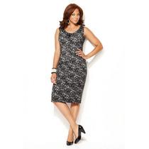 3 Modelos, Escolha: Vestido De Renda Plus Size E Sob Medida