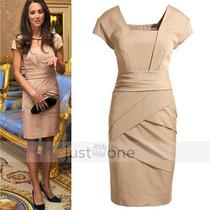 Lindo Vestido Igual Ao Da Kate Middleton Tamanhos P M