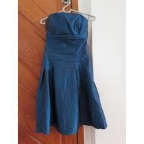 Vestido Shop 126 Em Tafetá - Novo
