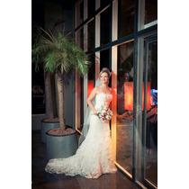 Vende-se Luxuoso Vestido De Noiva: