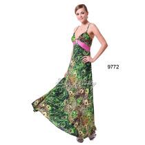 Maravilhoso Vestido Importado Ever Pretty 9772 No Brasil