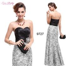Maravilhoso Vestido Imp Ever Pretty Sereia 9727 -no Brasil