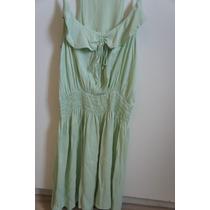 Vestido Maça Verde (claro) G Donna Doida