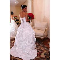 Vestido De Noiva Moderno R$ 899,40