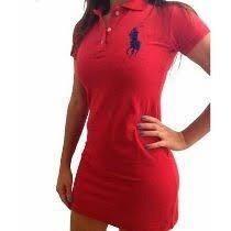 Vestido Feminino Gola Polo Corra E Aproveitem !!!