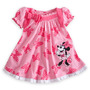 Vestido Infantil Minnie Disney - Pronta Entrega
