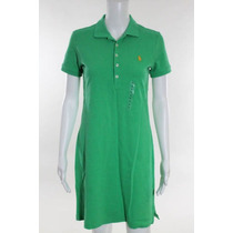Vestido Polo Ralph Lauren: Tamanho P / S Novo Original