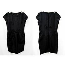 Vestido Preto Tafetá De Seda Diva Couture #luxo #festa