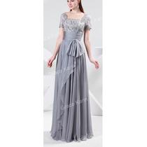 Lindo Vestido Noiva Festa Casamento Civil Pronta Entrega