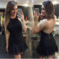 Vestido Lindo Rodado Princesa Panicat Blogueiras #vc21 Festa