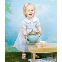 Vestido Laura Ashley London - Tamanho 02 Anos