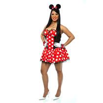 Fantasia Minnie,ratinha,pierrot Fantasias