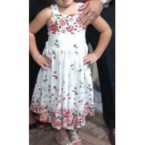 Vestido Infantil Festa 6/14 Anos