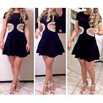 Vestido Com Perolas