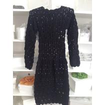 Vestido Crochê 2014